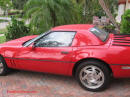 1990 Chevrolet C4 Corvette Convertible