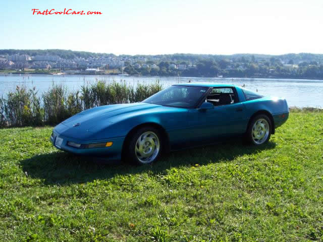 C4 Chevrolet Corvettes - 1994 Models